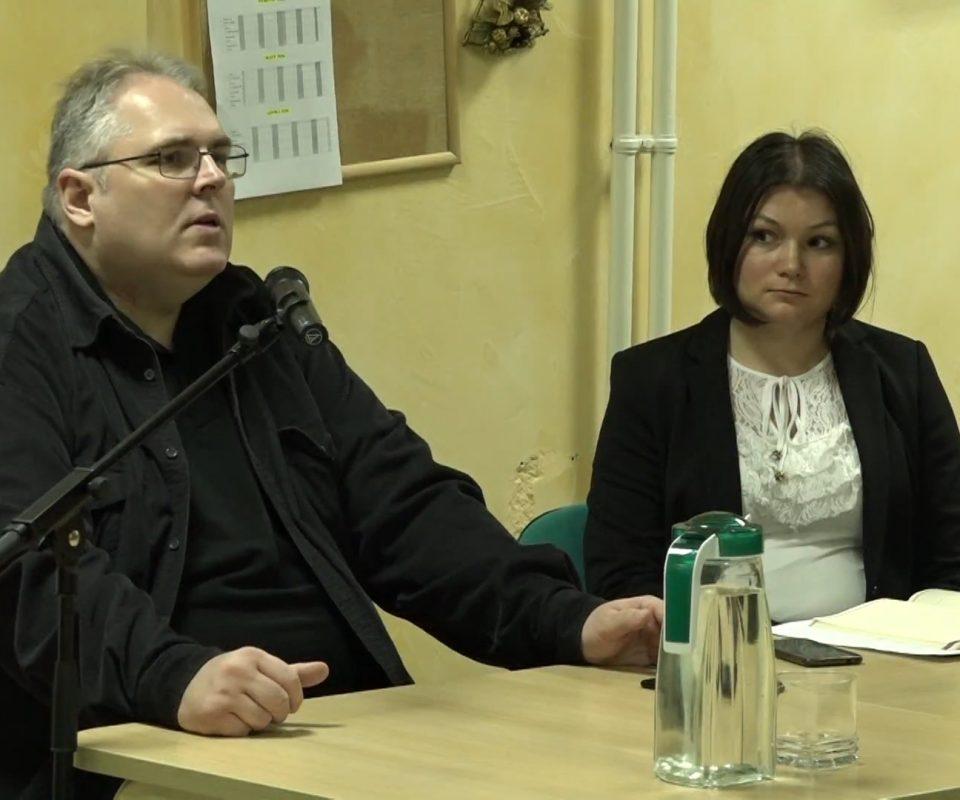 Посета проф. др Ненада Глумбића