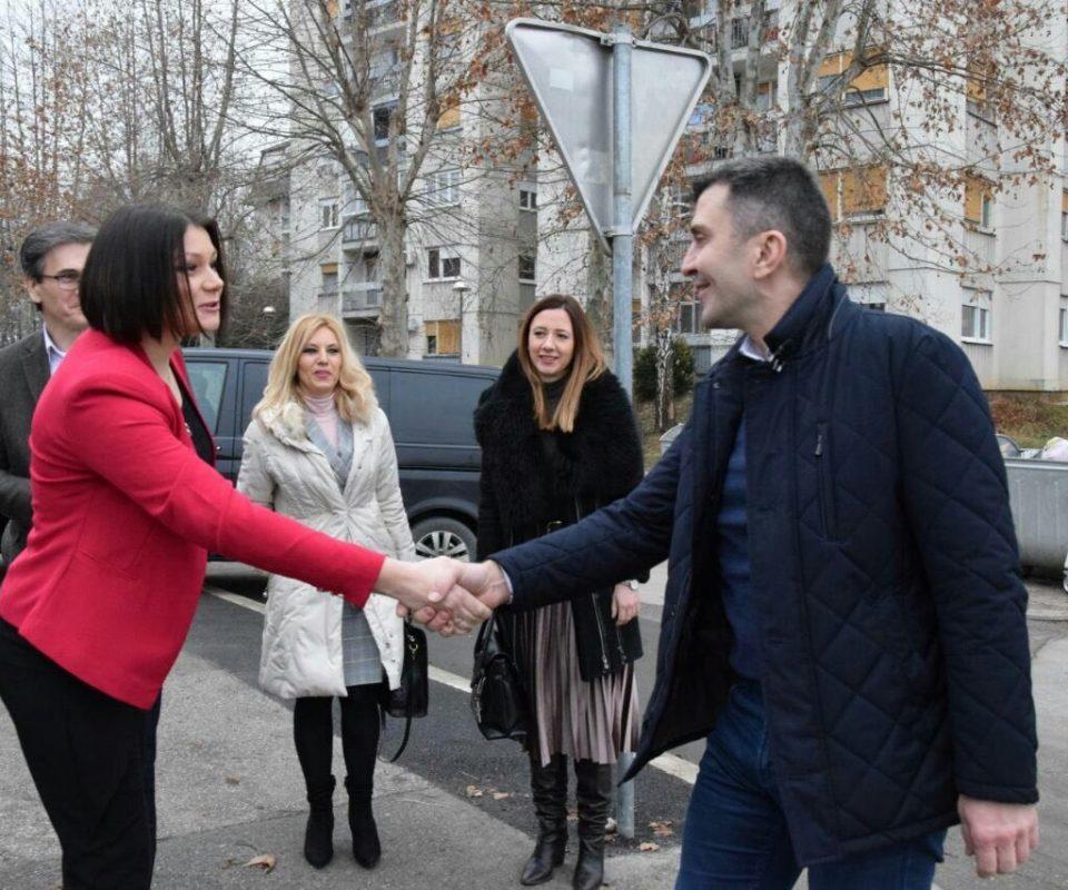 Посета министра Зорана Ђорђевића